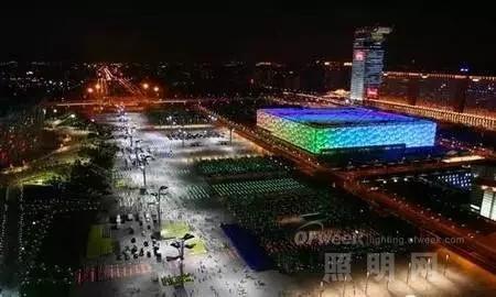 里约奥运会拉开帷幕 中国照明品牌全球直播中