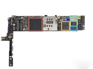 iPhone 7爆主板清晰谍照 布局是这样的