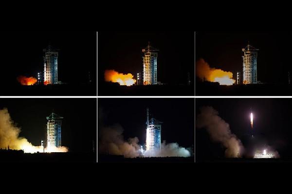 """探秘全球首颗量子卫星——""""墨子号"""""""