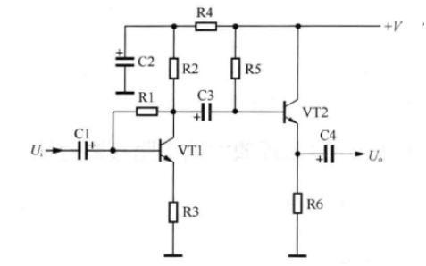 多级放大器电路故障分析图片