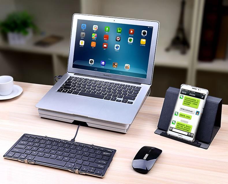 便携键盘罗技K480和航世BOWHB099键盘PK 哪款更加实用?