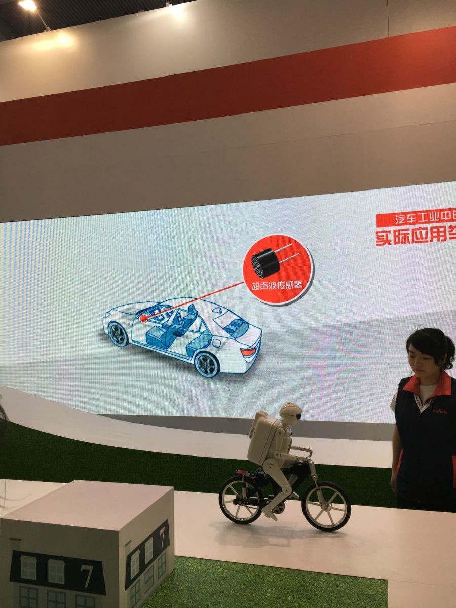 聚焦深圳电子展:传感器风头足