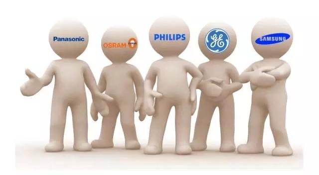 飞利浦/欧司朗/GE/科锐 LED行业巨头都在忙什么?