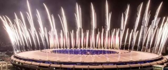 里约奥运会今日开幕 细数往届奥运开幕式背后的LED高科技
