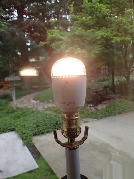 LED灯+无线扩展器的创意组合 性能如何?