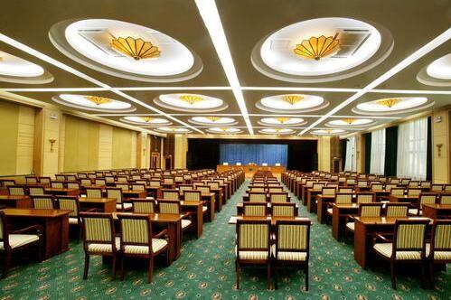 发现欧切斯之旅:北京金雁饭店