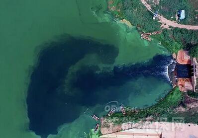 在辽宁省葫芦岛市,调查茨山河,连山河,五里河等入海河流现状时