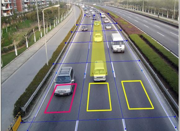智能交通发展两大核心技术:车辆识别、电子警察