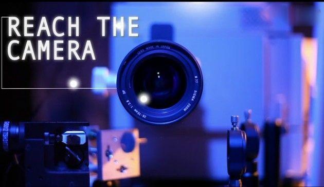 透视相机或将面世:能够拍摄出墙体背后隐藏的人