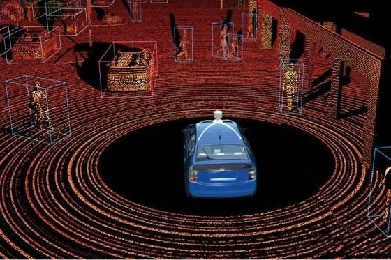 对智能汽车环境感测三种主流传感器的解析