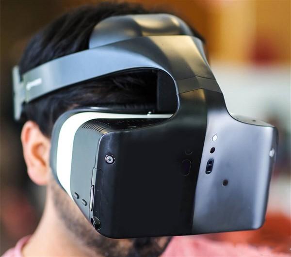 Intel普及核显VR方案Alloy:无线束缚、融合互动