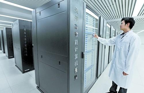 中国开研新一代自主超算:性能是目前200倍