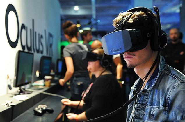 年底购物季 VR将带动芯片销量飙升