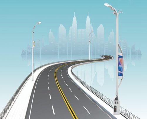交通信号灯以创新精神开拓智慧城市新高度
