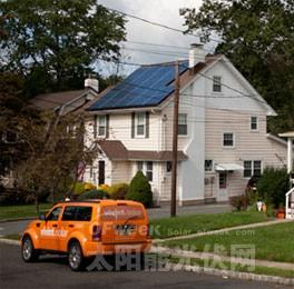 Vivint Solar residential solar
