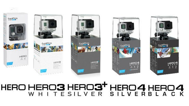 GoPro HERO 5来了 你想知道的都在这