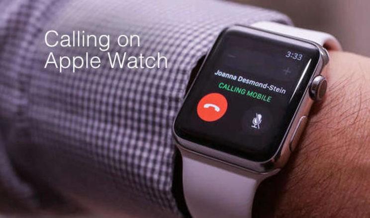 如果 Apple Watch 2 能独立打电话