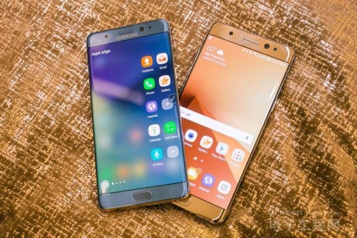 【点评】三星Galaxy Note 7发布:双曲面屏、虹膜扫描加倍安全
