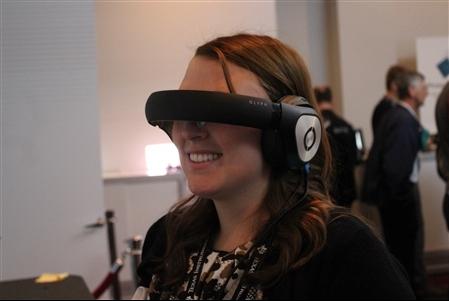 Avegant虚拟现实设备如何改变娱乐体验