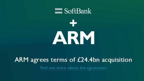 一个月后ARM将正式退市?