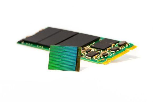 镁光:3D闪存芯片能让手机拥有更多内存容量