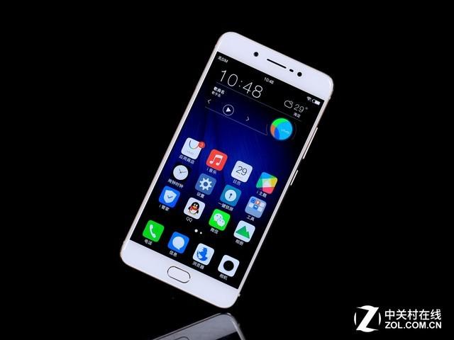 vivo X7Plus实拍评测:有了自拍Moonlight柔光灯 拍照表现如何?