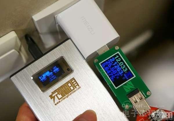魅族MX6快充评测:领先华为P9两倍的充电速度 这是什么鬼?
