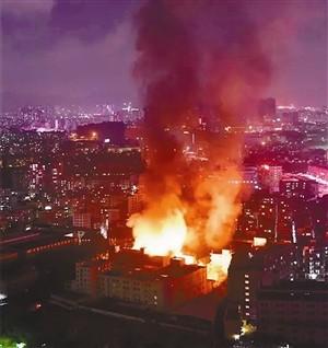 """深圳坂田""""8·19""""火灾追踪:电池""""惹火"""" 6家企业老板被刑拘"""