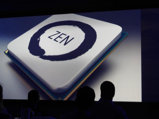 AMD:Zen系列芯片能否击败英特尔