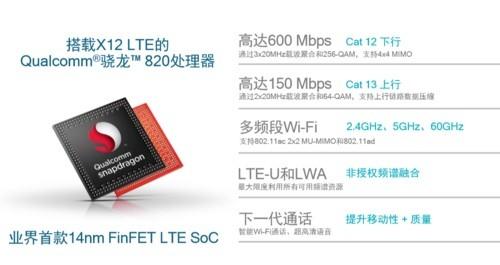 骁龙820之强:不可被忽略的无线连接技术