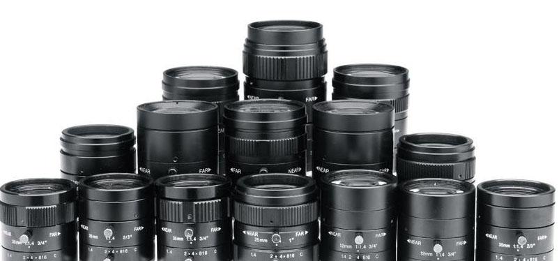 监控摄像机镜头种类与各自区别详解