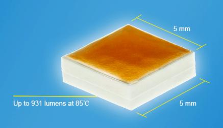 科锐新款MHB-B LED为高性能照明应用带来更低系统成本