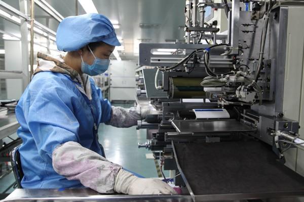 多氟多:动力电池产能今年年底将达3亿安时