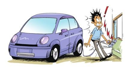 电动汽车安全频敲警钟 电池存隐患