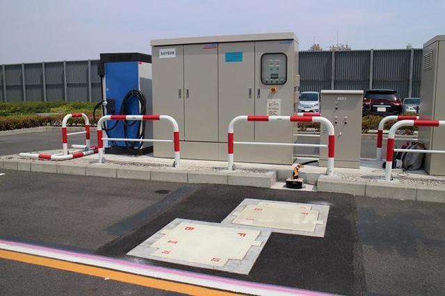 电动巴士搭载SCiB锂电池 东芝测试无线充电技术