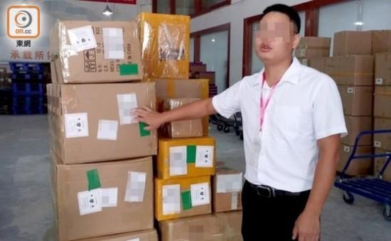 深圳物流公司违规托运锂电池 香港机场成中转站