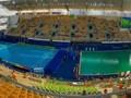 """里约奥运会跳水池水一夜变绿 """"绿色奥运""""不枉虚名"""