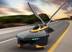 """汽车中的""""黑科技"""" 太阳能汽车"""