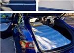 电动车不靠谱?特斯拉Model S露营亲体验!