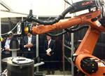 揭秘Stratasys最新八轴机械臂3D打印装备