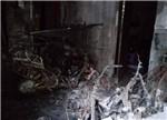 深圳宝安电动车充电引发火灾 已致7人遇难
