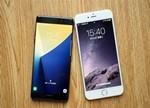 三星Note7与iPhone 6SPlus对比评测:拍摄差距很大?iPhone 7如何出招?