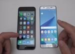 三星Galaxy Note7与iPhone 6sPlus对比评测:安卓机皇与iOS机皇成像谁更牛?