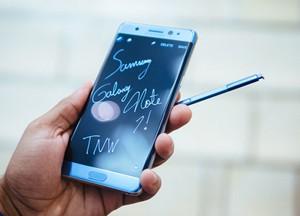 三星Galaxy Note7评测:虹膜识别+无线快速充电 还有什么亮点?