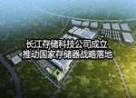 长江存储科技公司成立 推动国家存储器战略落地