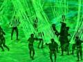 里约奥运会开幕倡导环保理念(图)