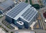 日本最大屋顶出租型太阳能系统启用 装机量2.75MW