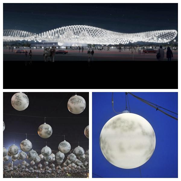 爱克莱特:扬州为什么叫月亮城,你造吗?