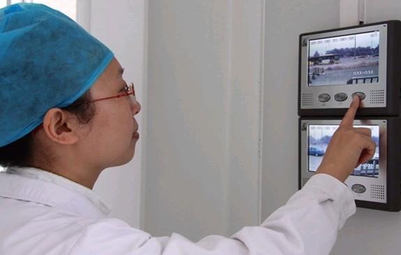 IP门禁系统在医院的典型应用