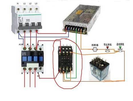 中间继电器作用,结构,工作原理全解析